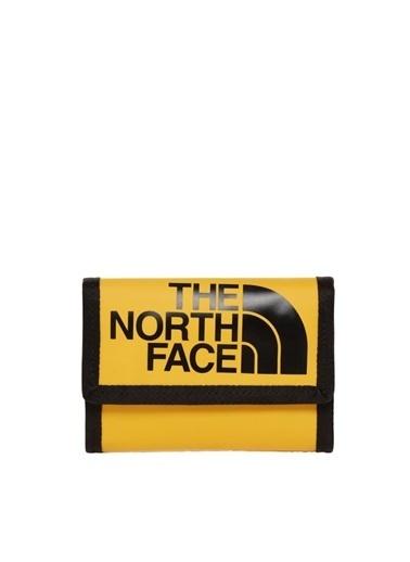 The North Face Base Camp Wallet Unisex Cüzdan Sarı/Siyah Sarı